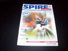 Chesterfield v Cardiff City, 2000/01